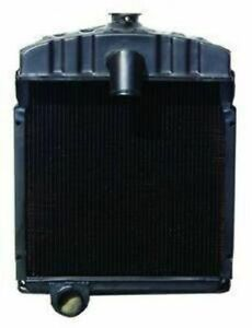 Farmall Radiator 355760r92 Super A Av 100 130 200 230