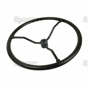 Made To Fit Ford Tractor Steering Wheel Steel Spoke 8n naa 2000
