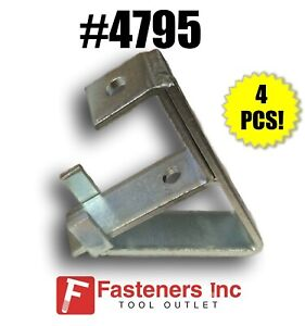 4795 P1593 Support Bracket For Double 1 5 8 Unistrut B line Channel Qty 4