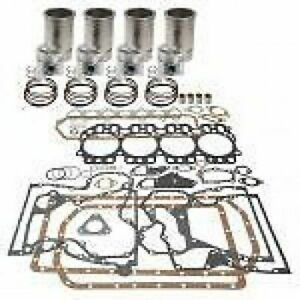 John Deere Engine Overhaul Kit 4 Cyl 4 219 Diesel 300 Series Crankshaft