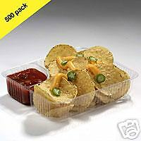 Nacho Trays 6 x 8 Case Of 500