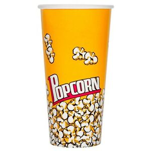 Popcorn Cups 24oz Case Of 1000