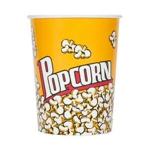 Popcorn Cups 32oz Case Of 500
