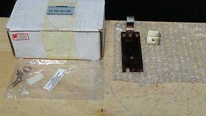 Siemens Contact Kit Part Number 14 192 681 801 New In The Box