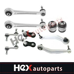 Rear Control Arms Ball Joints Sway Suspension Kit For Bmw E39 M5 5 Series