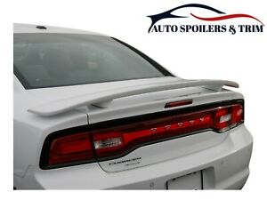 501 Painted Factory Style Spoiler Fits The 2011 2015 Dodge Charger