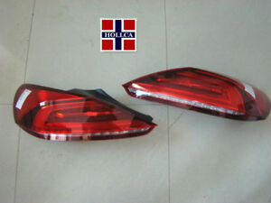 Volkswagen Vw Scirocco Facelift Rear Left Tail Light