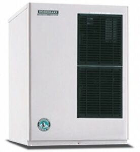 New Hoshizaki Ice Machine Modular Slim line 340lb Ice Air Cool Km340mah