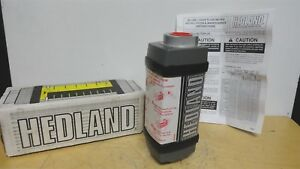 Hedland Oil Petroleum Flow Meter Aliminum Pn H701a 005 New In Box