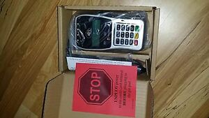 new First Data Fd35 Pin Pad Emv Ready Applepay Nfc