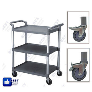 Greythree Shelf Utility Cart Bus Cart