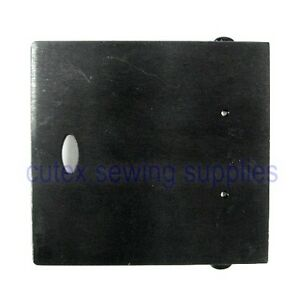Slide Plate Assembly For Consew 206rb Sewing Machine 18032