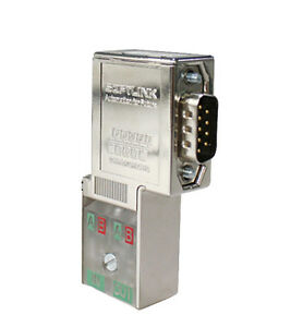Profibus Dp Connector With Opto isolator without Programming Port 300 972 ba6000