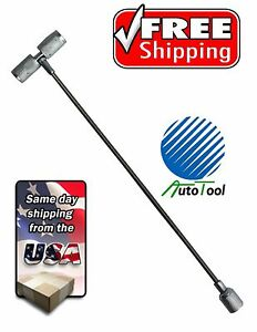 Tire Valve Stem Core Install Tool Cable Fishing Type Puller 8 Deflator Tool