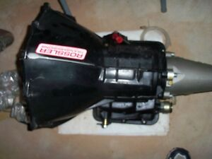New Rossler Chevy Powerglide Transmission