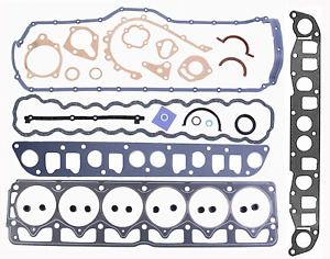 Full Engine Gasket Set For 1992 1995 Jeep Cherokee Wrangler 4 0l L6 242