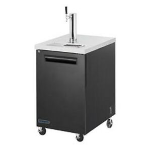 New Maxx Cold Back Bar Single Keg Cooler W Tower Mcbd24 1b Free Shipping