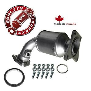 Fits 2004 2005 2006 2007 2008 Nissan Maxima 3 5l Catalytic Converter Rear Bank 1