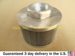 Jcb Backhoe Hydraulic Tank Filter Strainer Suction part No 32 908100