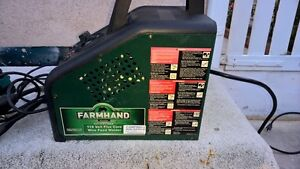 Farmhand Wire Feeder Welder Slightly Used In Excellent Condition