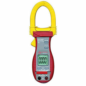 Amprobe Acd 15 Tpro Digital Trms Clamp on Multimeter