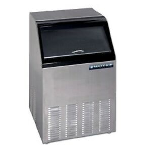 New Maxx Ice Self Contained Ice Machine 135lb Includes Bin Mim130 Free Shipping