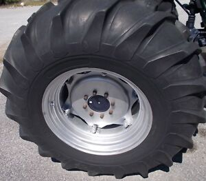 18 4x26 Tire And Rim For 60 06 Through 78 07 Deutz Tractor