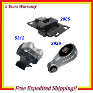 Ford Focus Motor Mount In Stock Replacement Auto Auto
