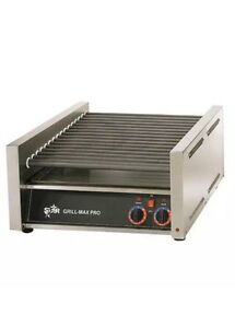 Star 50sc Grill max Pro 50 Hot Dog Roller Grill W 50sg 1d Sneeze Guard