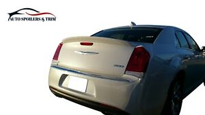 563 Painted Factory Style Srt Spoiler Fits The 2012 2019 Chrysler 300