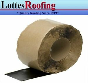1 Roll 6 X 100 Epdm Rubber Flashing Tape P s The Lottes Companies