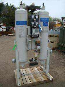 Pall Dha Series Heat less Desiccant Compressed Air Dryer T400 115v 150psi 400 Cf
