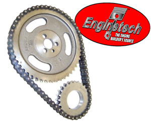 Big Block Chevy Bbc Truck Car 454 427 396 Hd Double Roller Timing Chain Set
