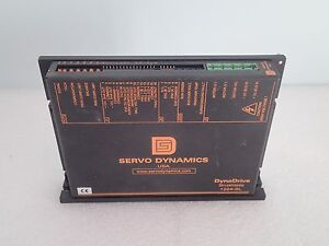Warranty Servo Dynamics Dynadrive Brushless Amplifier Drive 1224 bl 7300 8113