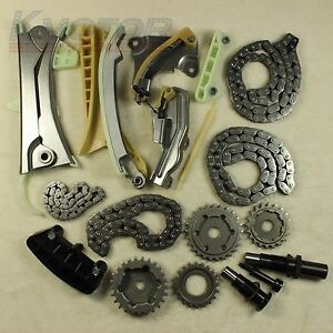 Engine Timing Chain Kit W Gears Ford Explorer Mazda Mercury 4 0l Sohc V6 97 09