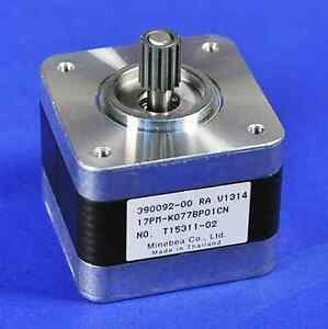 Nema17 Single Shaft 0 3a 40oz in Stepper Motor With Pulley Lot Of 10