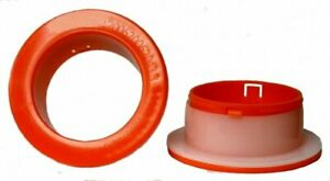 Hand Saver Dispenser For 12 18 Hand Wrap Red Spinner 3 Id Each 5 Pair