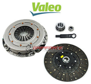 Valeo King Cobra Clutch Kit For 86 1 01 Ford Mustang Gt Lx Svt 4 6l 5 0l