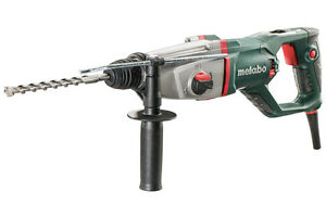 Metabo Khe d26 Khed 26 1 Sds Combination Rotary Hammer 601109420