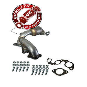 Manifold Catalytic Converter 2004 2006 Toyota Sienna 3 3l Front Left Bank 2