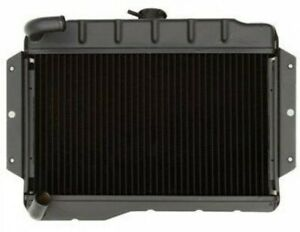 New Heavy Duty Oe Style Steel And Copper Radiator For Mgb 1968 1976 Made In Uk