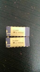 Silicon Dg186ap Dg186bp High speed Drivers With Spdt Jfet Switch Sbcip14 X 1pc