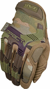 Mechanix Wear Multicam M pact Tactical Glove Large Mpt 78 010