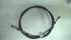 John Deere Log Skidder Winch Or Blade Control Cable Replaces At37533