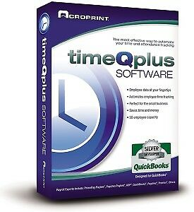 Acroprint Timeqplus V4 Time Clock Software