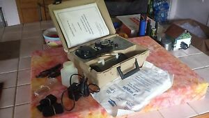 Impact 325m Medical Suction Pump Oropharyngeal Tacheal Portable W Battery
