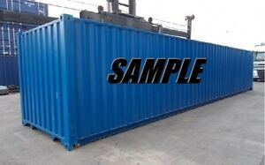 45ft Hc Shipping Container Storage Container In Nashville Tn