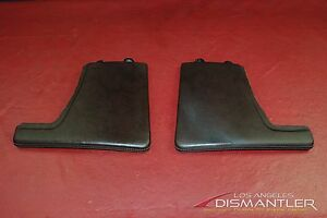 Porsche 911 997 987 Boxster Coffee Brown Left Right Trim Cover Center Console