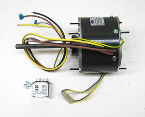Ac Air Conditioner Condenser Fan Motor 1 5 Hp 1075 Rpm 230 Volts For Fasco D906