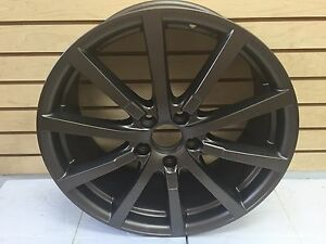 Set Of Four 4pc 19 Hfp Accord Style Sport Rims Alloy Wheels Fits Honda Civic N